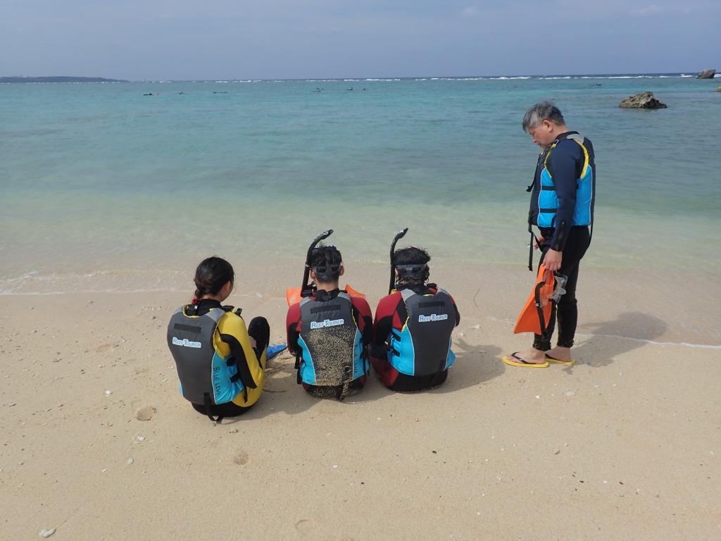 10月27 熱帶魚線路浮潛