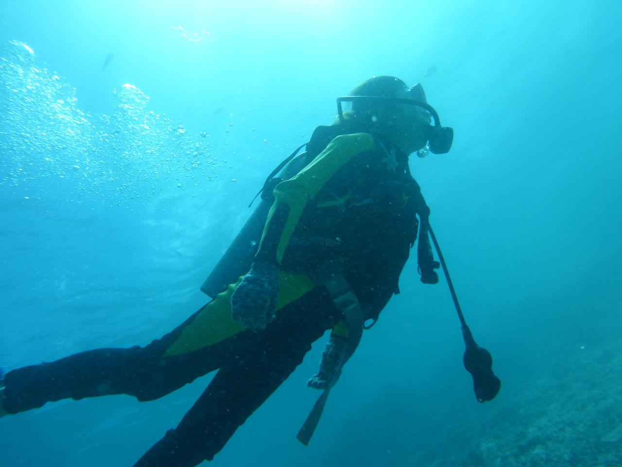 沖繩信息037 潛水執照是?沖繩潛水執照是