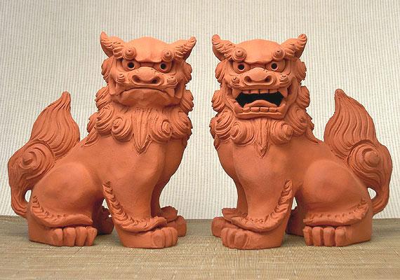 沖繩獅子,Shisa