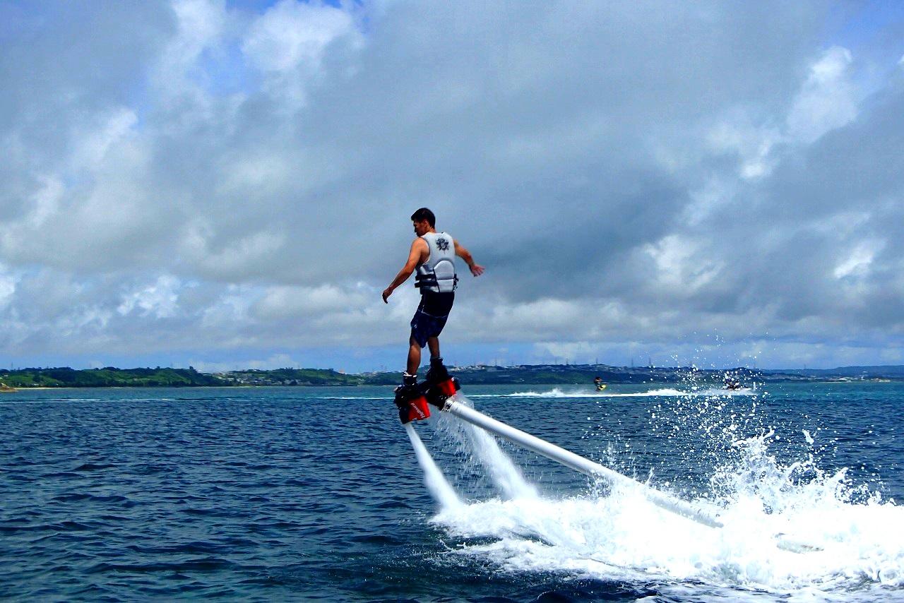 水上飛板(Flyboard)