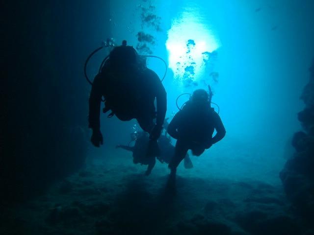 沖繩信息032 沖繩青洞的口碑・評價・潛水・浮潛信息