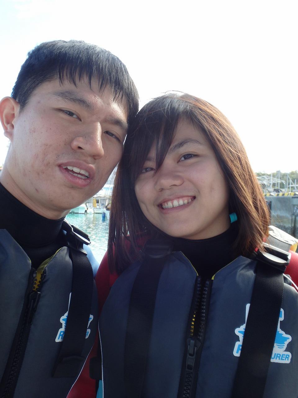 2014.11.02.2位青洞浮潛