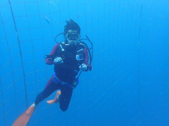 水肺潛水執照是?