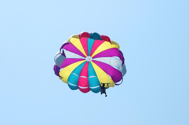 水上滑翔傘