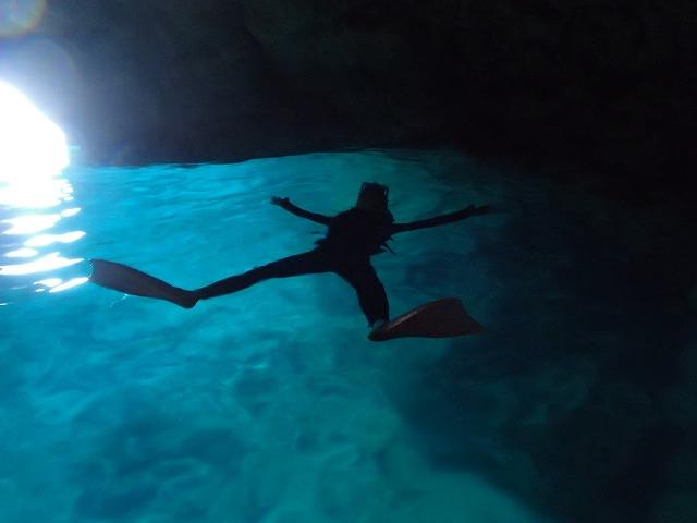 沖繩的廉價潛水是?