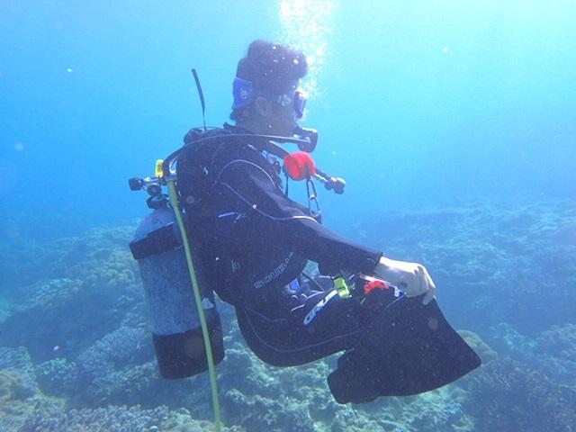 水肺潜水装备