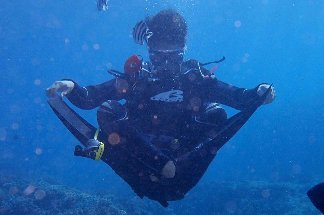 潜水中的浮力应用