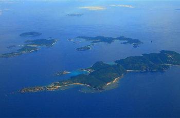 冲绳庆良间诸岛