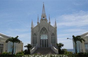 冲绳珂丽斯绨雅教堂