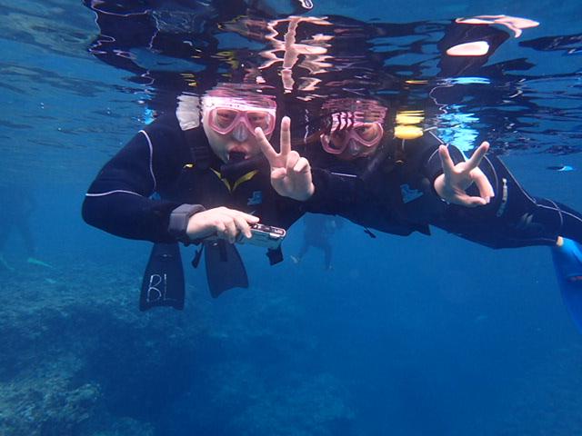 2015.4.29青洞浮潛