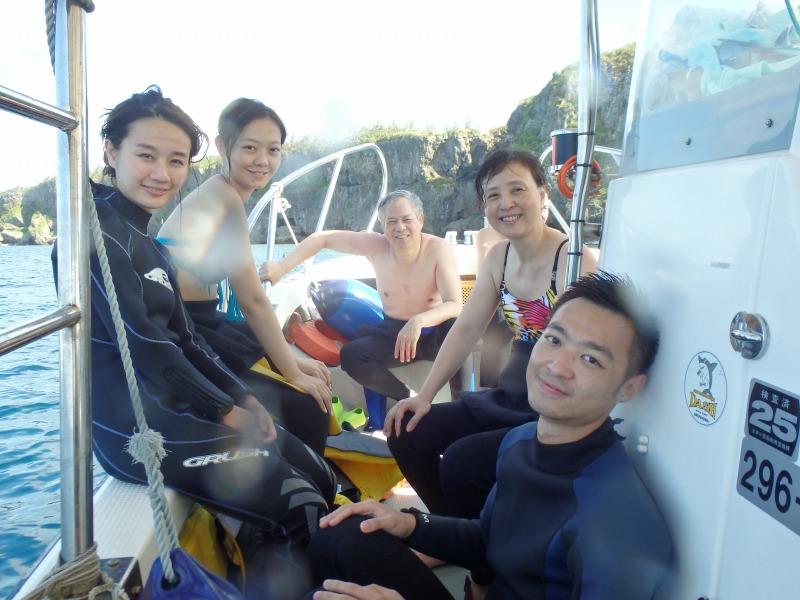 2015.7.16青洞浮潜