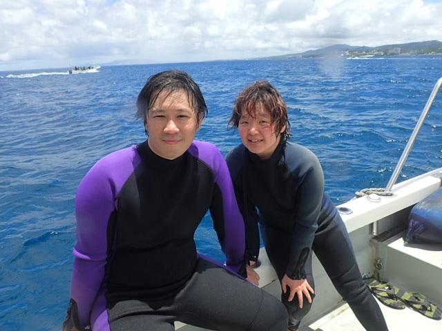2015.7.18青洞體驗潛水