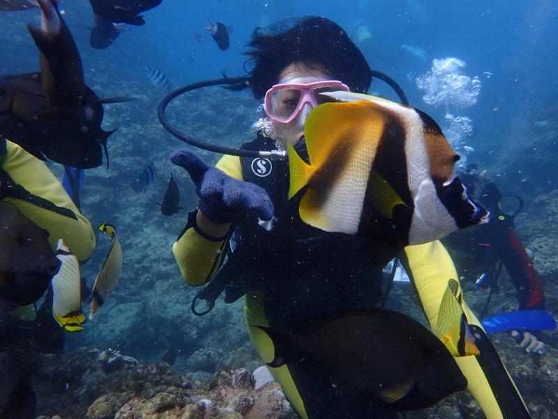2015.8.26青洞體驗潛水