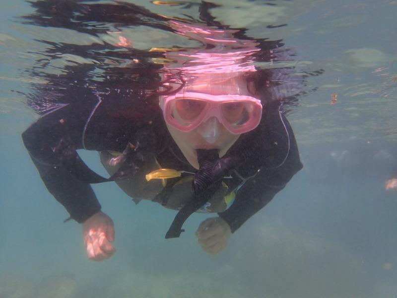 2015.10.12熱帶魚浮潛