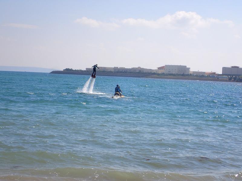 2015.11.21水上飛板