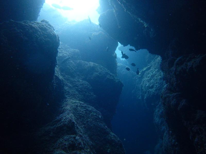 真榮田岬探索潛水