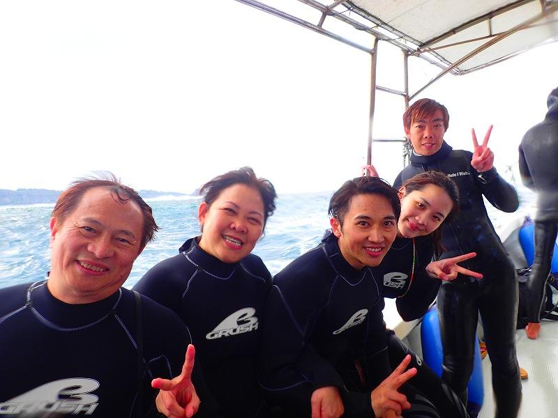 2016.3.15熱帶魚珊瑚樂園體驗潛水