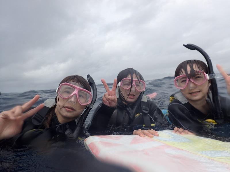 2016年4月27日鯨鯊線路浮潛