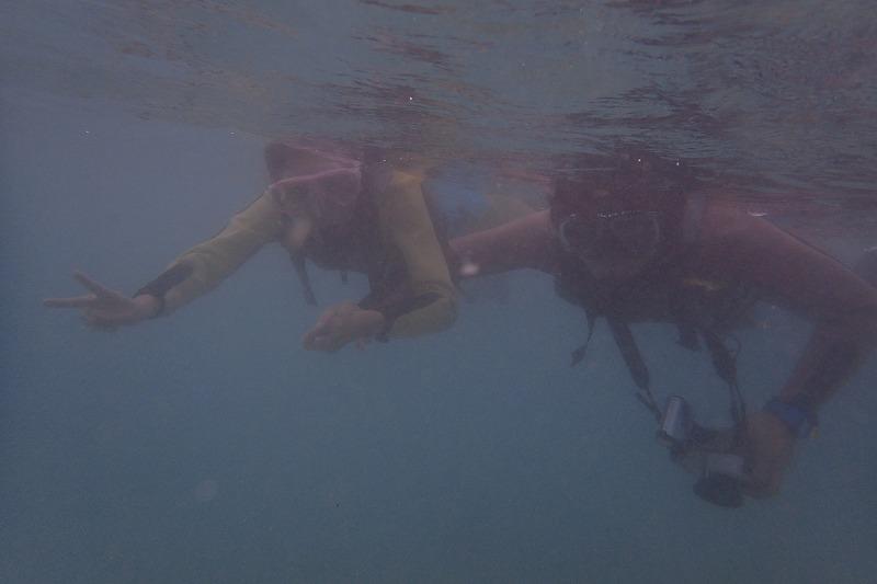 2016年9月19日 熱帶魚線路浮潛