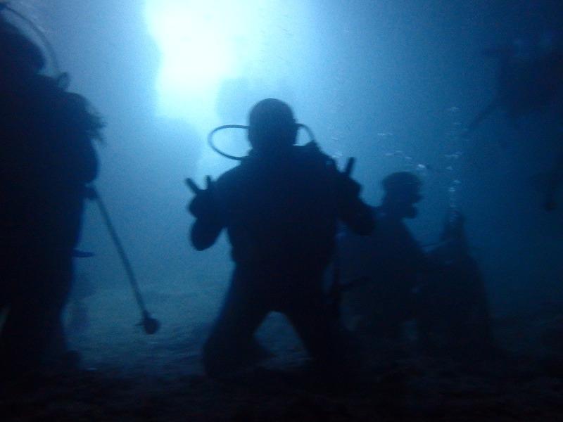 2016年9月28日 鯨鯊&青之洞窟 潛水