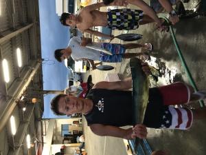 浮魚礁釣魚包租線路9月