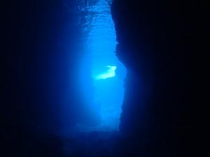 2月18日 青洞窟
