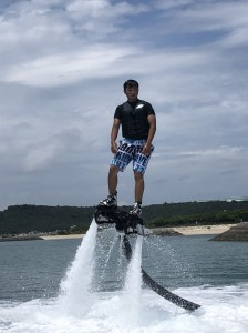 Flyboard(水上飛板)遊玩方案